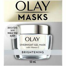Olay Masks Overnight Brightening Gel Mask Vitamin C 1.7oz