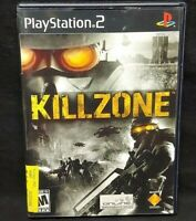 Killzone -  PS2 Playstation 2 Game Tested Working Complete