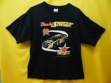 NASCAR DAVID STREMME T-SHIRT RUSTY WALLACE RACING COLLECTIBLE T-SHIRT (X-LARGE)