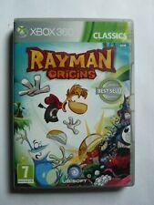 Rayman origins -  Xbox 360 -  CD en tres bon état