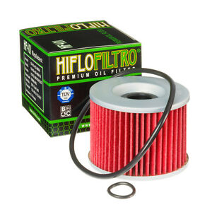 Oil Filter Motorcycle HIFLO HF401 For Triumph Sprint - 900 Cc - Years: 1995 -