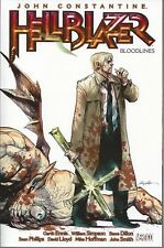 Hellblazer  Volume 6  Bloodlines  SC  TPB  NEW  VERTIGO  25% OFF