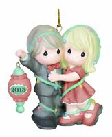 Precious Moments Our First Christmas Together 2015 Ornament 151004