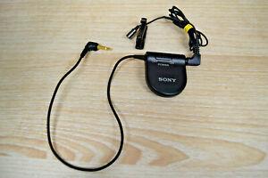 Lav Mikrofon Für UTX-B2 Original sony Teile A1925038A Lavalier A1925038B