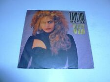 "TAYLOR DAYNE - Tell it to my heart - 1987 German 7"" Juke Box Vinyl Single"