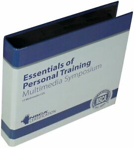 ESSENTIALS OF PERSONAL TRAINING 17-Disc Multimedia Symposium NSCA Certification