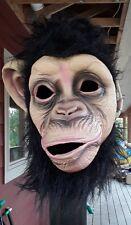 Chimp Monkey Spirit Halloween Mask