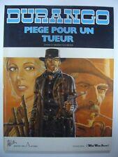 SWOLFS PIEGE POUR UN TUEUR 1983 DURANGO N° 3 EO ARCHERS TRES BON ETAT