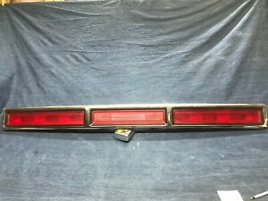 1995 1996 1997 Lincoln Town Car Tail Light Center Panel Trunk Lid #2