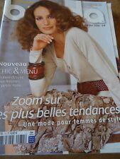 MAGAZINE BURDA  UNE MODE POUR  FEMMES DE STYLE FEVRIER   2006 N°74