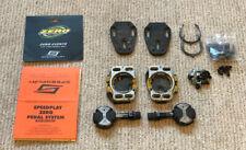 Speedplay Zero Pedals + Cleats (black)