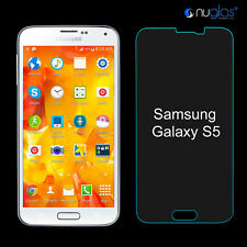 Nuglas Samsung Galaxy S5 Premium Tempered Glass Screen Protector