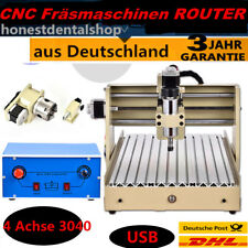 4 assi CNC 3040 Router Engraver USB Gravier Fresatura Fresatrice 3D Cutter
