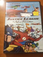 Justice League: The New Frontier (DVD) DC Universe...Y