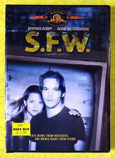 S.F.W. (DVD, 2003) ~ 1995 Movie ~ New Sealed ~Stephen Dorff Reese Witherspoon