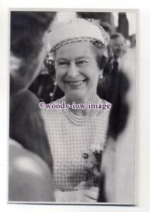 pq0097 - Queen Elizabeth visit to Sark 1989 - postcard