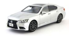 KYOSHO KYO 03659S, LEXUS LS460, SILVER, 1:43 SCALE