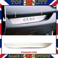 Chrome Dashboard Trim S.STEEL Renault Clio 4 IV HB - GrandTour 2012+