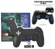 Playstation 4 Elite Gaming Controller Wireless Paddles PC Triggerstop Scuf PS4