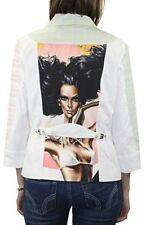 Custo Barcelona designer from Spain cool jacket new US10/EUR44