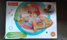 Safari Boys & Girls Mat with Gym/Arch Baby Playmats