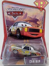 "DARRELL CARTRIP Disney Pixar The World of Cars 3"" inch Die-Cast Vehicle 2007"