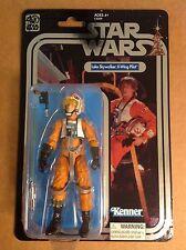 Star Wars Celebration Luke Skywalker X-Wing Pilot 40th Anniversary figure MOC