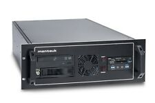 Montauk Systems Rack Mount PC Computer - Intel i5 3.5 Ghz. - with LED Switch