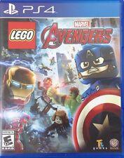 LEGO Marvel's Avengers (Sony PlayStation 4, 2016) (5806-SM04)