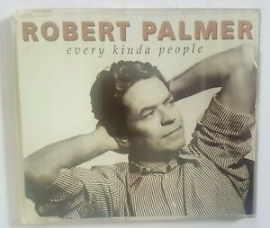 """NEW ! ROBERT PALMER - 12"""" MIX (5:30) - EVERY KIND OF PEOPLE ╚ FRENCH MAXI-CD"""