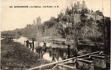 CPA Murs-Erigne - Le Chateau Les Portes (253807)