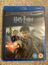 Harry Potter And The Deathly Hallows Part 2 Blu-ray NEW SEALED