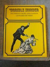 orrible murder book