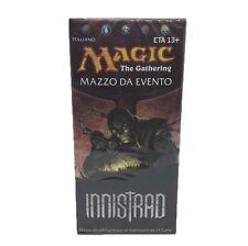 MAGIC TCG MTG Innistrad 2 Mazzo da Evento Event Deck ITA Magic NEW SEALED