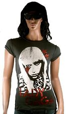 AMPLIFIED Official LADY GAGA Strass Tattoo Rock Star Vintage ViP WoW T-Shirt g.M