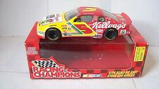 NASCAR RACING CHAMPIONS 1/24 SCALE DIE CAST STOCK CAR REPLICA KELLOGS MIB