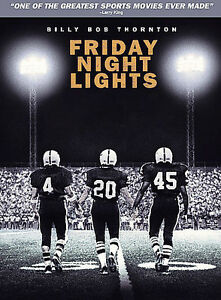Friday Night Lights (DVD, 2005, Full Frame)