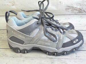 Salomon Sneaker gr 38,5 mehrfarbig E10