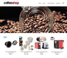 Coffee Turnkey Website BUSINESS For Sale - Profitable DropShipping