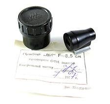 VIEWFINDER 85mm for Jupiter 9 Lens for Kiev Fed Zorki EXC BOX