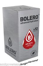 Bolero DRINKS - Goji Berry (Goji-Beere) - 12 Beutel für 18 Liter