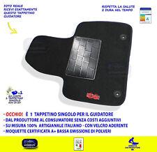 Tappetini Citroen C5 Tourer 2012 > 1 tappetino guidatore auto tappeti bottoni co