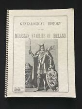 Genealogy : Geological History Of Milesian Families of Ireland/ MN2