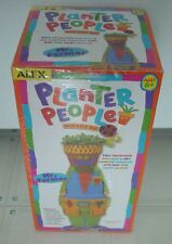 Alex Planter People Activity Kit Mr Farmer Terracotta Pots Gardening Age 6 & up