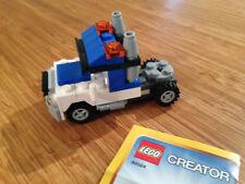 Lego Creator Basic Model Set 30024 Truck (2011).