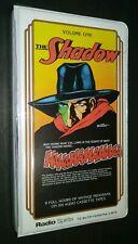 The Shadow Vol 1 Radio Spirits Vintage Golden Age Radio Cassettes