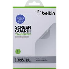 Belkin TrueClear Transparent Screen Guard+ for 7 inch Samsung Galaxy Tab 3