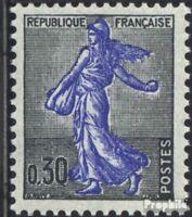 Frankreich 1336 (kompl.Ausg.) postfrisch 1961 Säerin
