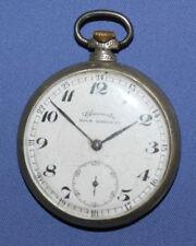 Antique Mira watch Co. Chronometer Swiss pocket watch