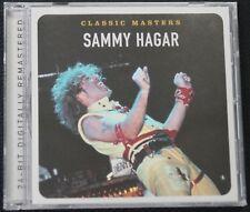 Sammy Hagar - Classic Masters CD (2002 Capitol)  Remastered
